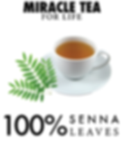 Senna Slim Down Strong Hair Weight Loss Constipation Colon Cleaner