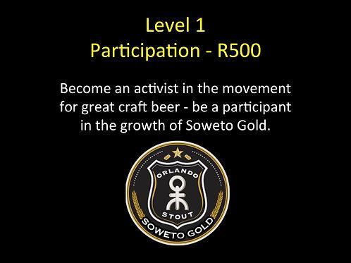Craft Revolutionary - Participation 1