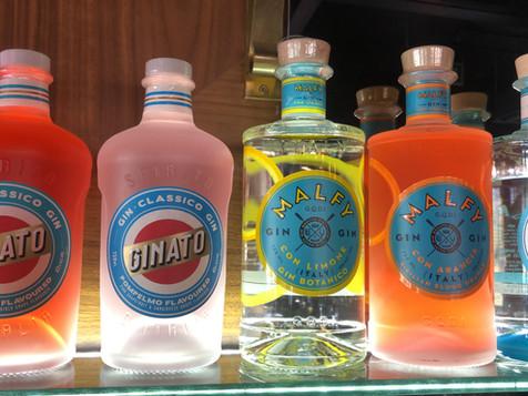 Colourful Gin