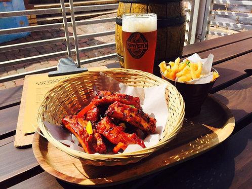 Lunch Voucher - Kasi Beer Garden (for 4)