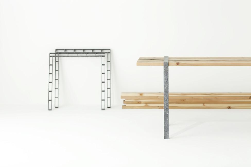 woodstud table