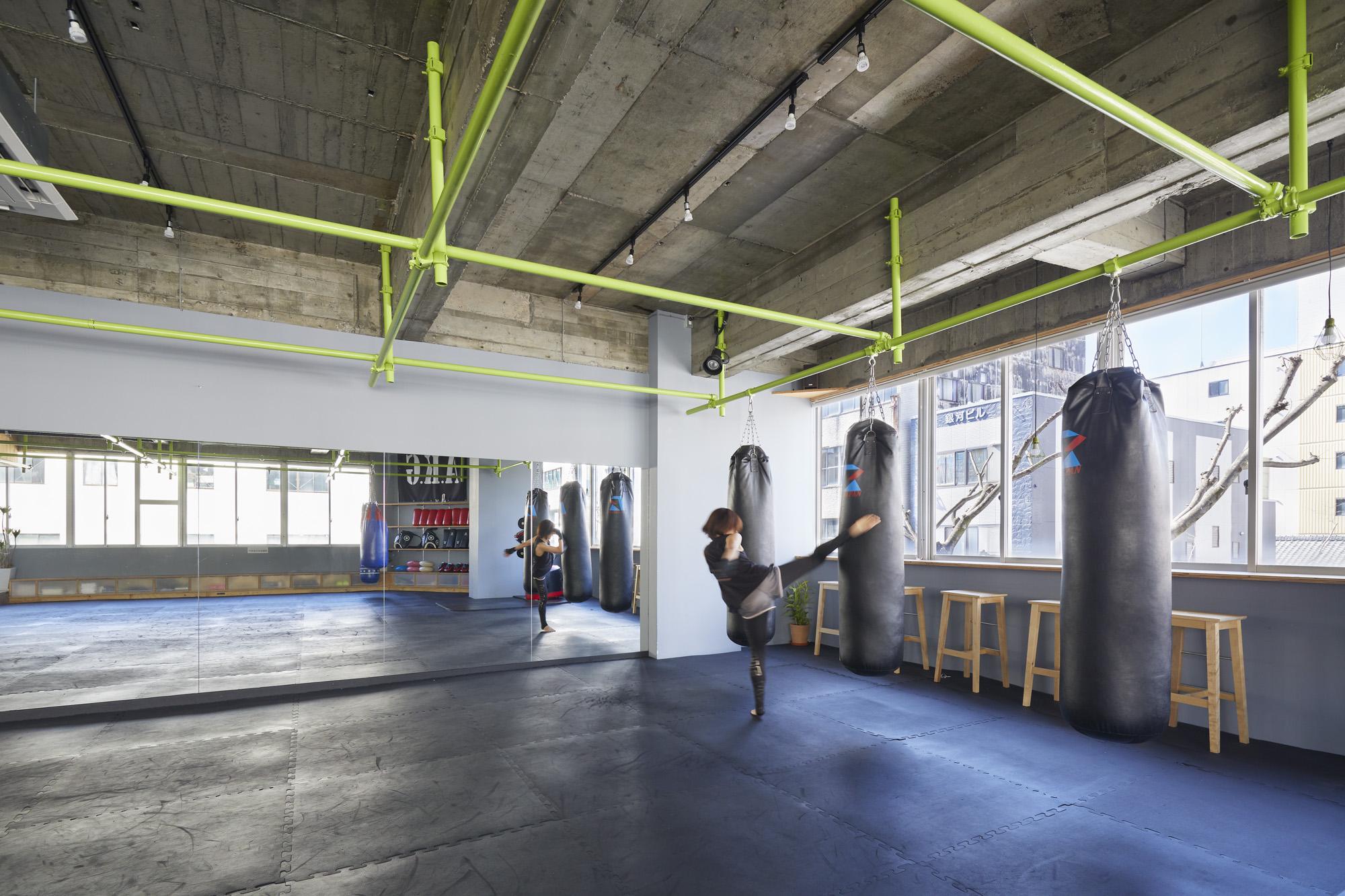 a-blaze kickboxing gym02