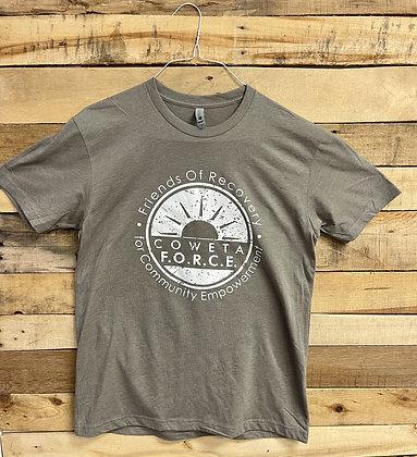 Warm Gray Logo Shirt