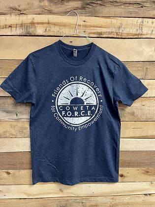 Midnight Navy Logo Shirt