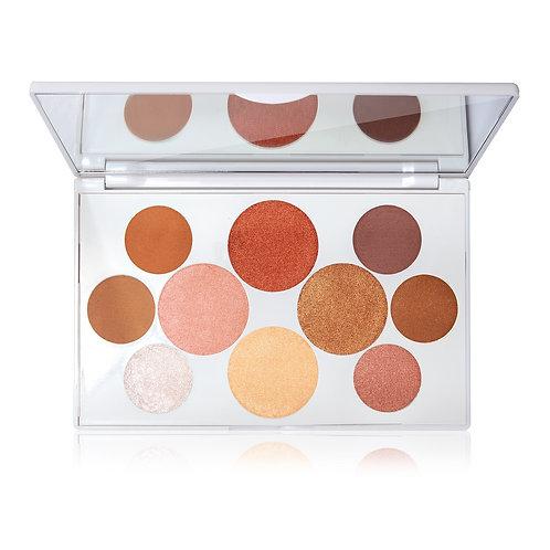Crayola Eyeshadow Palette - Nudes