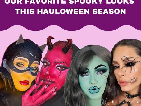 Top 4 Spooky Season Looks to get HAULoween ready!