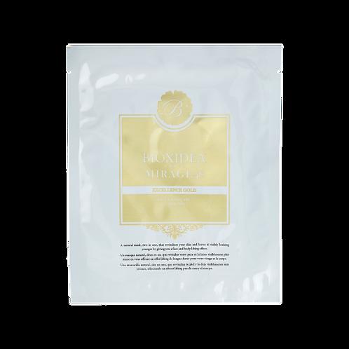 Bioxidea™ Mirage48 Excellence Gold Face & Body Care-Single Mask