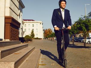 How micro-mobility improves the environment?