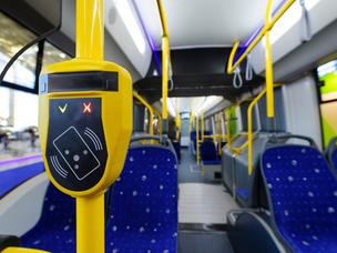 Benefits of account-based transportation ticketing?