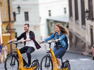 How to accelerate the development of modern mobility in urban cities?