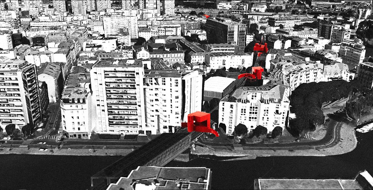 vue PC montage la villette argentique