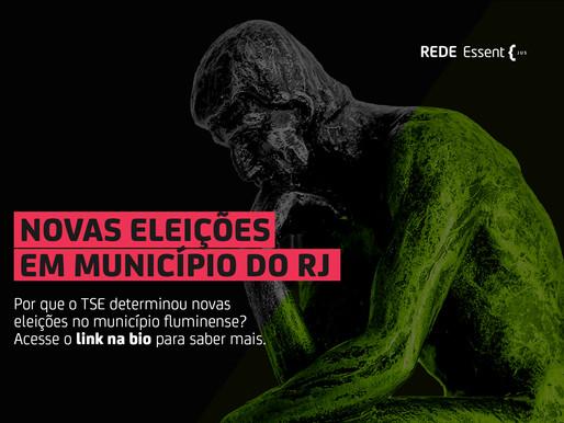 Por irregularidades no CNPJ do partido, TSE determina novas eleições em município do RJ
