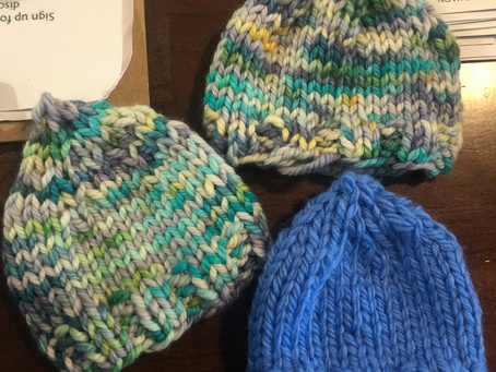 Tiny Hats for Tiny Babies - Donate by Dec. 10th