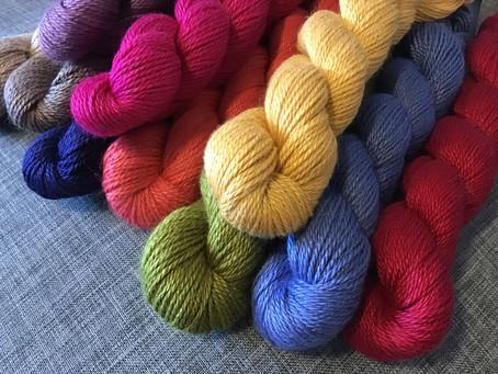 Alpaca-Silk Garment Trunk Show!May 24th - June 7th