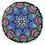 Thumbnail: Durable Multifunctional Indian Mandala Floor Pillows Round Bohemian Cushion