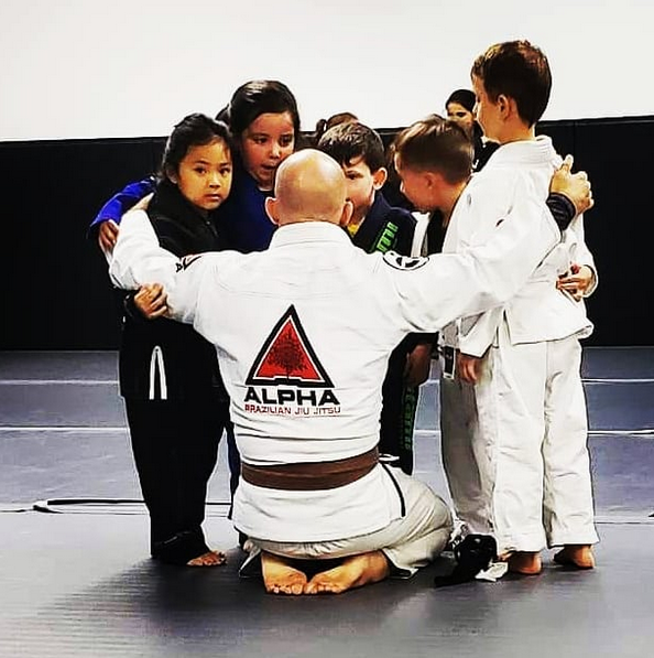 BJJ 4 & 5 Year Olds