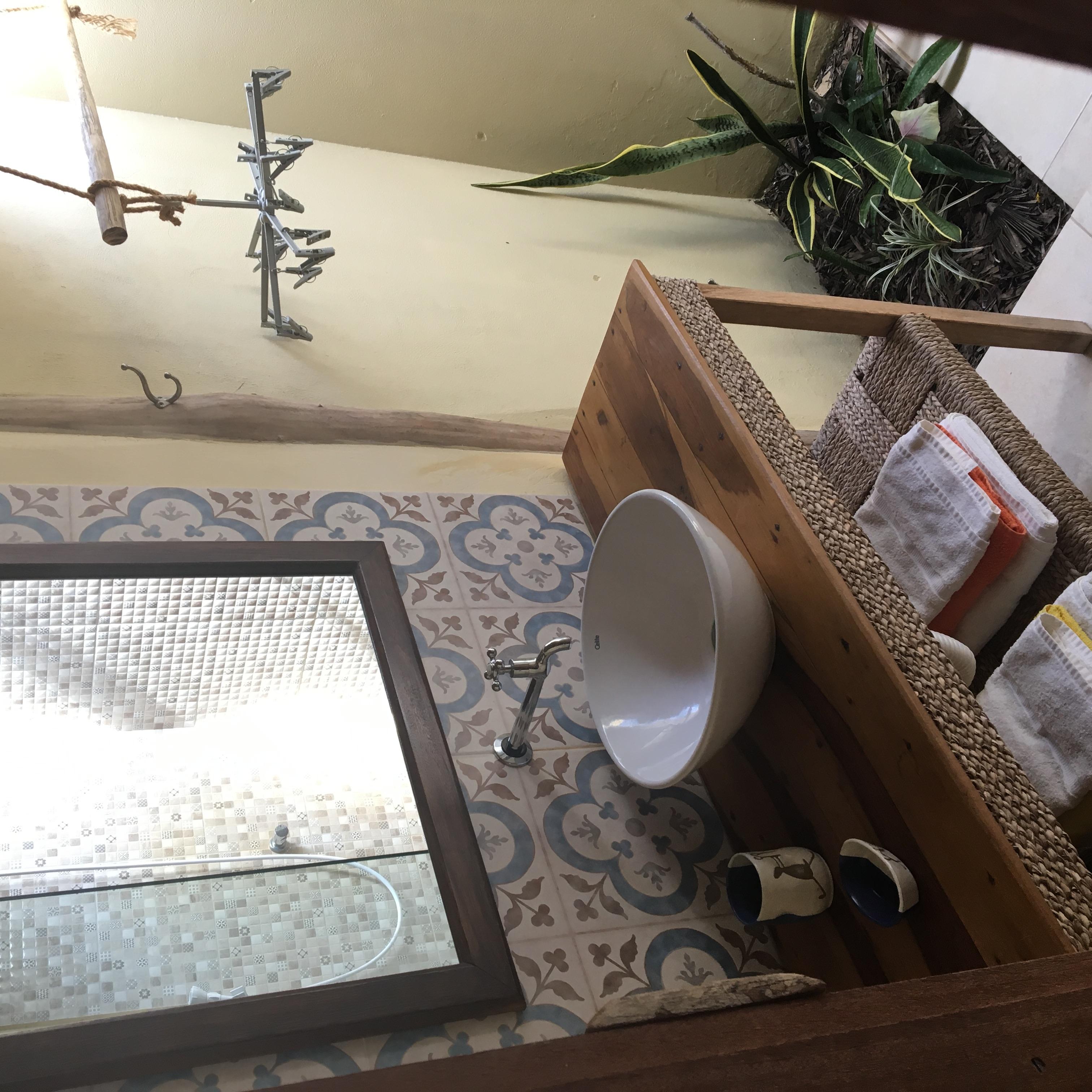 banheiro sol
