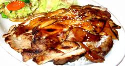 Chicken Teriyaki Platter