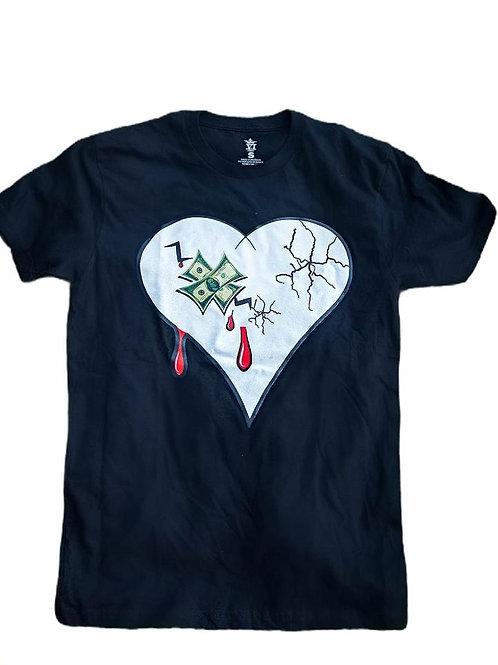 Money Never Broke My Heart T-shirt