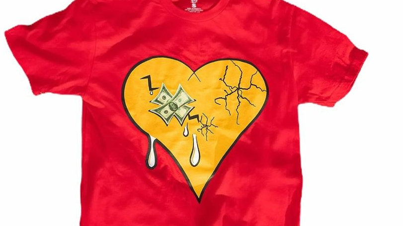 Money Never Broke My Heart T-shirt