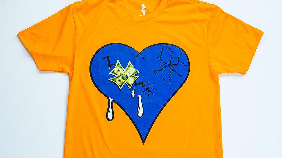 Money never broke my heart Tshirt