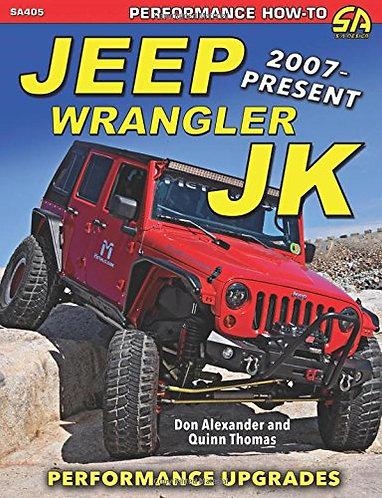 Jeep Wrangler JK 2007 - Present: Performance Upgrades (Performance How-to)