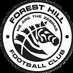 Forrest Hill Zebras Football Club logo