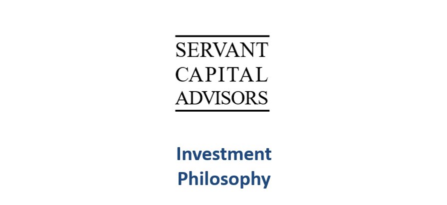 What's Your Investment Philosophy?