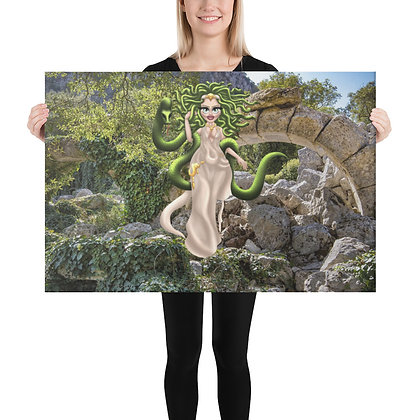 Gorgon Canvas