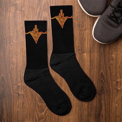 Heart Handstyle Socks
