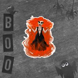 Drawtober 2020 Sticker