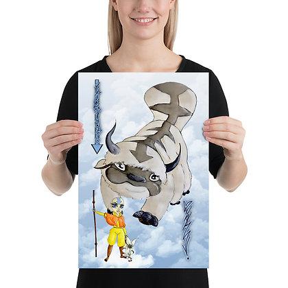 Airbender Print