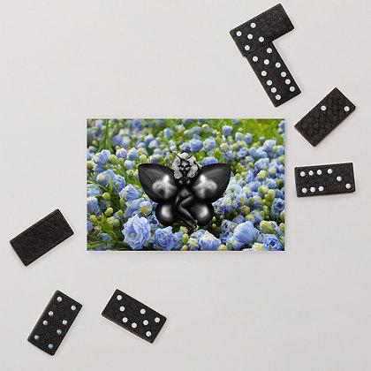 """""""Butterfly"""" Standard Postcard"""