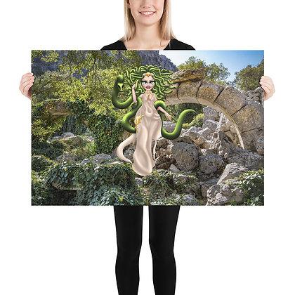 Gorgon Print