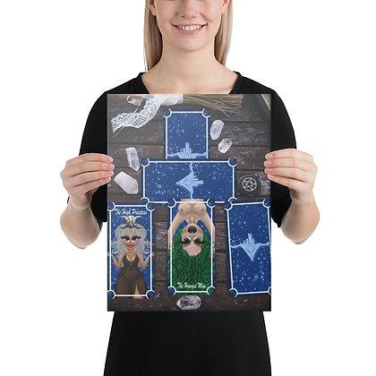 Tarot Canvas