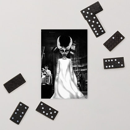 Bride of Frankenstein Standard Postcard
