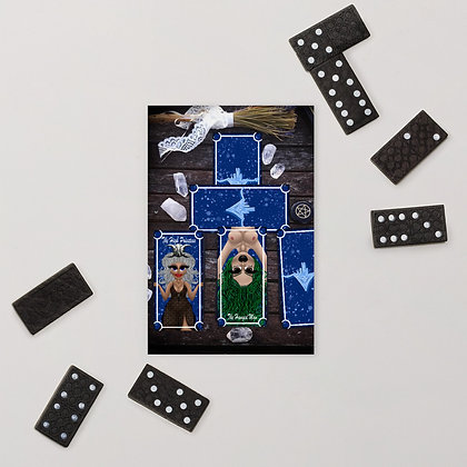 Tarot Standard Postcard