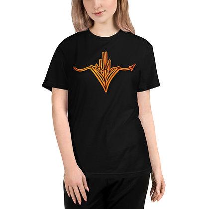 Heart Handstyle Organic T-Shirt
