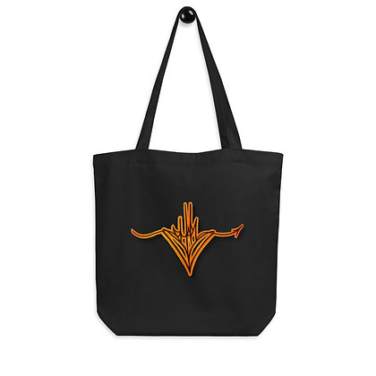 Heart Handstyle Eco Tote Bag