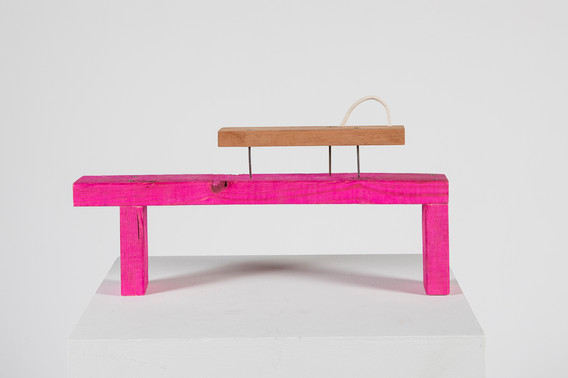 Pink Stand