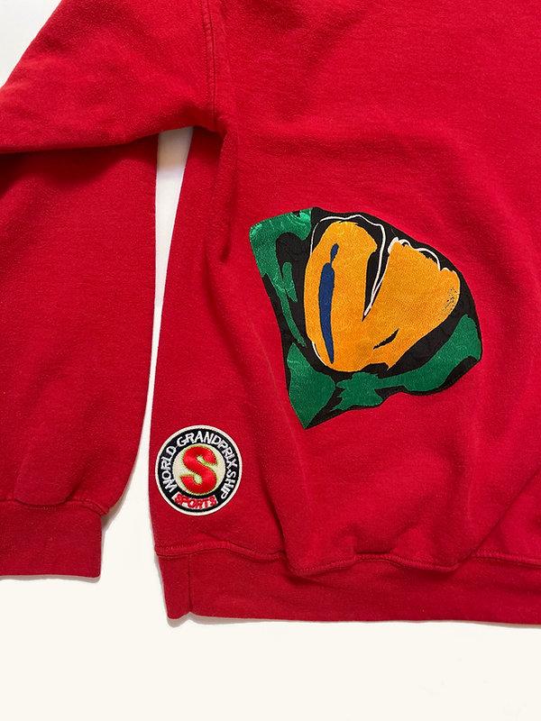 Red Hoodie Tiger (detail)
