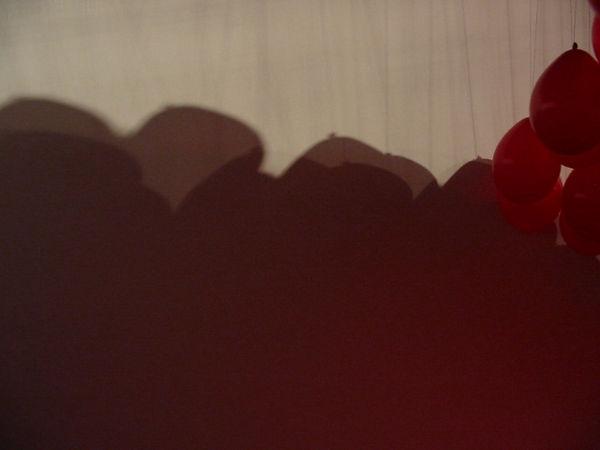 balloon shadows