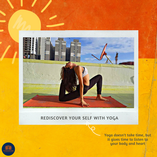 Rediscover Your Self With Yoga