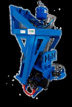 TMS 150 Tying machine for sub bundles / ATS Mechatronics