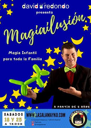 MAGIAILUSIÓN
