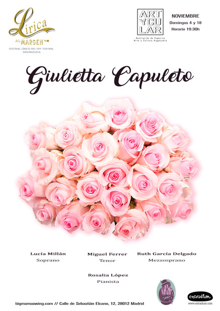 GIULIETTA CAPULETO