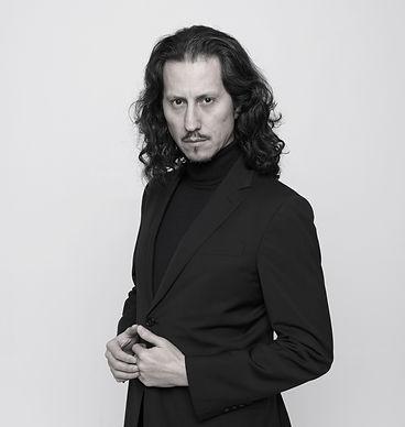 Andrés Jiménez-Ramírez bajo barítono