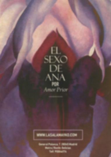 Cartel El sexo de Ana W.jpg