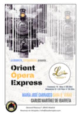 ORIENT OPERA EXPRESS