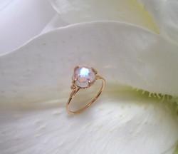 Venus Lotus Ring